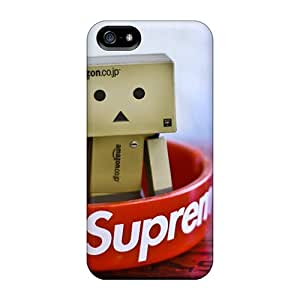 GPN1824KkuH Tpu Phone Case With Fashionable Look For Iphone 5/5s - Danbo Ashtray