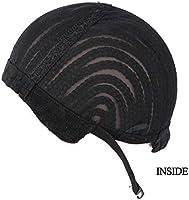 10 piezas de gorras de peluca de Cornrow para hacer pelucas de ...