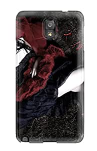 Protection Case For Galaxy Note 3 / Case Cover For Galaxy(hot Music)