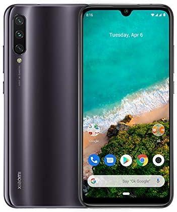 Xiaomi Mi A3 Smartphone,4GB RAM 128GB ROM Mobilephone, Pantalla ...