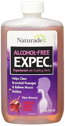 Naturade Alcohol Free Expectorant, 4.2 - - Herbal Expectorant Cough Syrup Shopping Results