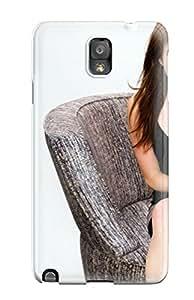 GPOXmSP15584VqAnv WilsonCastle Emma Roberts?wallpaper Durable Galaxy Note 3 Tpu Flexible Soft Case