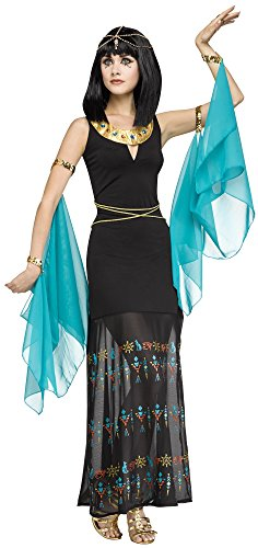 Egyptian Queen Adult Costume (Medium/Large) -