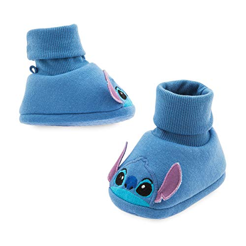 Stitch Dress Up Baby Costume Shoes Slippers - Lilo and Stitch (18-24M) Blue