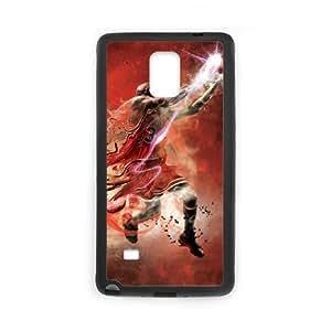 Michael Jordan Samsung Galaxy Note 4 Cell Phone Case Black USY613617