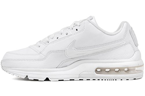 Nike Mens Air Max LTD 3 Running Shoes White/White 687977-111 Size 10 Photo #4