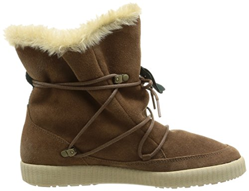 Pantigra Marrón Botas Onitsuka shaded mid Brown 6180 Spruce Mujer Tiger aIwIqxcng5