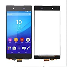 Full LCD Display +Touch Screen Digitizer Assembly Replacement for Sony Xperia Z4 Z3+ E6533 E6553 Black