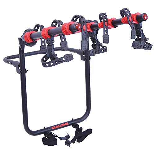 (Malone Hanger Spare Tire OS 3-Bike Carrier)