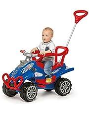 Veículo Para Bebê, Cross, Calesita, Azul, 12+
