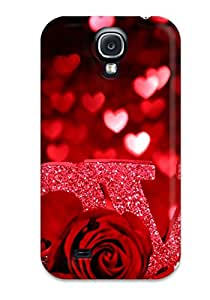 Forever Collectibles Love (33308236) Hard Snap-on Galaxy S4 Case