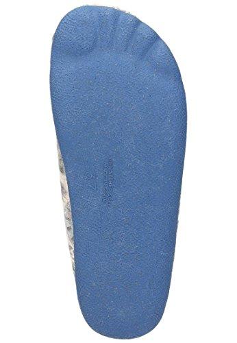 320533 Pantolette Home Blau Manitu Damen 5 0SzZnp