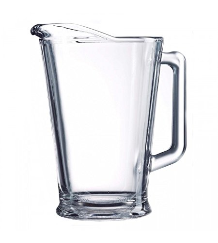 Arcoroc 60 oz. Pitcher 6/CS (Pitcher Glass Cardinals)