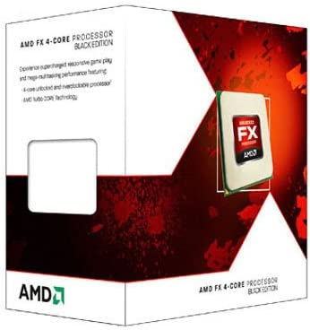 Amazon Com Amd Fx 4100 4 Core Processor 3 6 4 Socket Am3 Fd4100wmgusbx Electronics