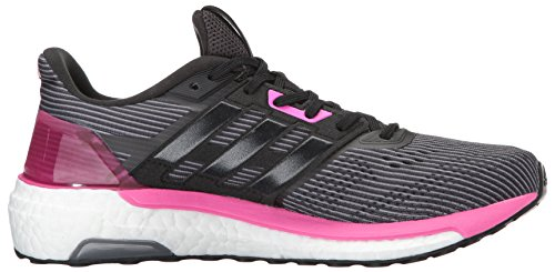 Black adidas W Supernova Shock Women's Utility Running Performance Pink Shoe Black 8w8Bp