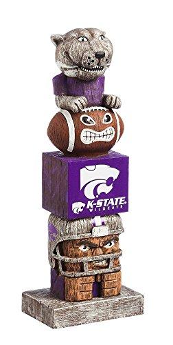 Evergreen NCAA Kansas State Wildcats Tiki Totem For Sale