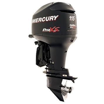 Amazon com : Mercury 115 HP OptiMax Pro XS Outboard