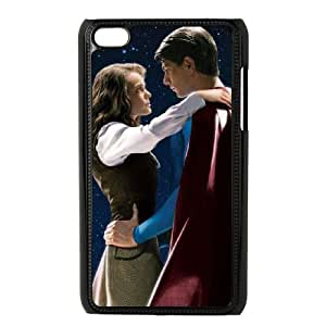 Superman iPod Touch 4 Case Black as a gift L1053254
