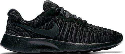 best sneakers 4e251 12a6b NIKE Kids Tanjun (GS) Running Shoe Black Black 5.5Y