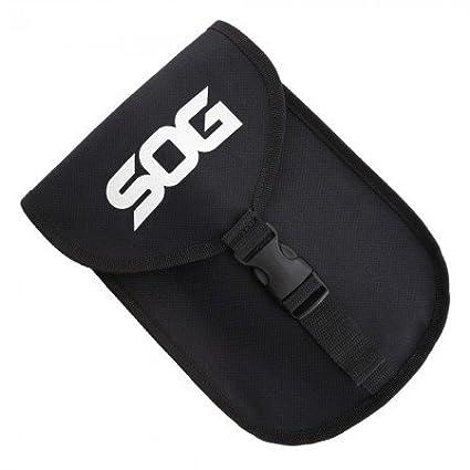 schwarz Klappspaten im Griff untergebrachte S/äge SOG Elite Entrenching Tool