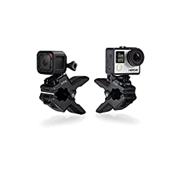 GoPro Jaws: Flex Clamp (GoPro Official Mount)