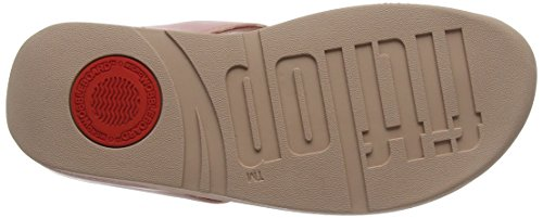 para Pink Punta Thong con Abierta Fino Rosa Dusky Mujer Strobe Sandals 535 Sandalias Fitflop Toe qzBaSw
