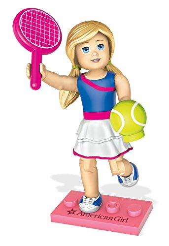 Mega Construx American Girl Sporty Style Collection Figure (Collection Sporty Girl)
