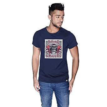 Creo T-Shirt For Men - Xl, Navy Blue