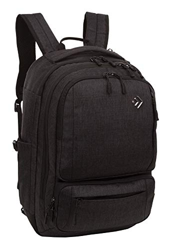 Outdoor Products Daily Assist Travel Pack, Black Heathered Woven
