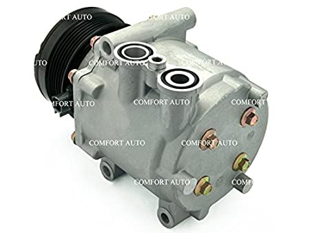 Amazon.com: 2002 2003 2004 2005 Ford Explorer V6 4.0L New AC Compressor with Clutch 1 Year Warranty: Automotive