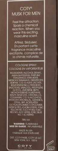 Buy musk cologne for men