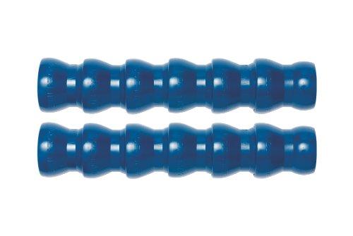 Loc-Line Coolant Hose Component, Acetal Copolymer, Segment, 5-3/4