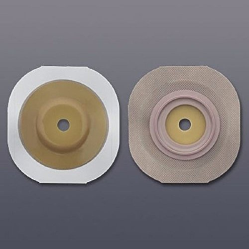 Colostomy Barrier FlexWear Tape 2-1/4'' Flange Red Code Hydrocolloid Cut-to-fit Up to 1-1/2'' Stoma (#14403 Sold Per Box) by New Image (Image #1)