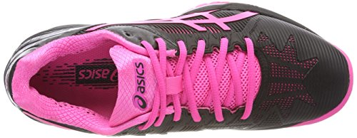Gel Pinksilver Chaussures Tennis Speed Solution Hot Femme Asics de Multicolore EU 38 Blanc 3 Black F6Cqqd