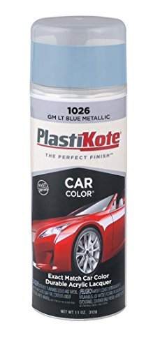 Chevrolet Caprice Base (PlastiKote 1026 GM Light Blue Metallic Automotive Touch-Up Paint - 11 oz.)