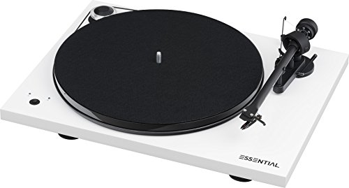 Pro-Ject Essential III BT (White) ()
