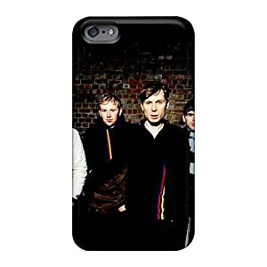 JamieBratt Iphone 6 Excellent Hard Phone Cases Allow Personal Design Colorful Franz Ferdinand Band Image [lhF5425EDCo]
