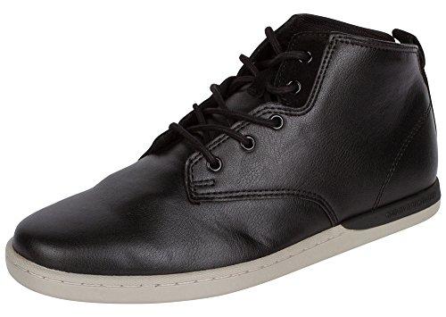 Black Cement (Creative Recreation Men's Vito Sneaker, Black Cement, 11 D US)
