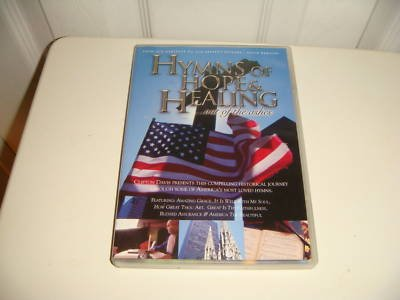 Hymns of Hope & Healing: Out of the Ashes DVD