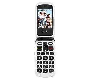 """Doro PhoneEasy 612 - Móvil Libre (Pantalla 2.4"""", cámara 2"""