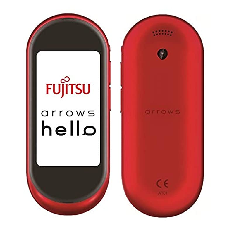 FUJITSU ATMD01002 arrows hello AT01 먹(SUMI)