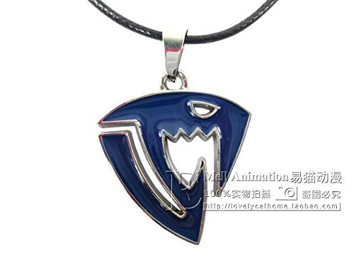 usongs Easy Cat - bite Fairy Tail guild Sting tiger necklace pendant animation around snow is
