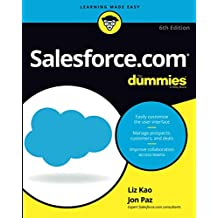 Salesforce.com For Dummies, 6th Edition (For Dummies (Computer/Tech))