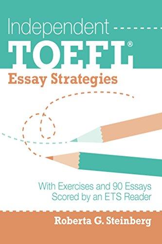 Download Independent TOEFL Essay Strategies Pdf
