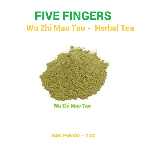 Five Fingers Wu Zhi Mao Tao - Herbal Tea 4oz