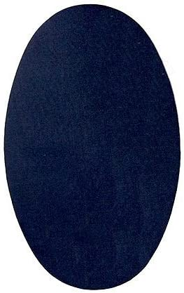 Haberdashery Online 6 Rodilleras TERMOADHESIVAS Azul Marino Color ...