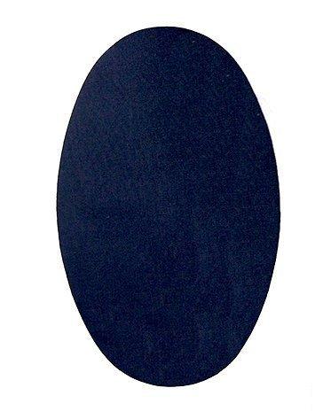 3 paia di Toppe termoadesivi azzurro marino colore 1 ginocchiere per proteggere pantaloni Haberdashery Online