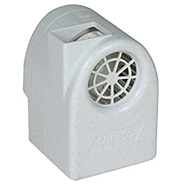 Camco Fridge Airator- Absorbs Refrigerator Odors and Smells, Space Efficient Compact Design, Maintains Consistent RV Temperature (44123)