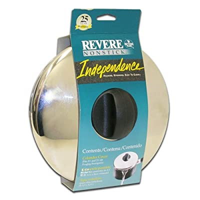 Revere Ware Independence Colander Cover - Fits 2.5 and 3.5 Qt. Saucepans