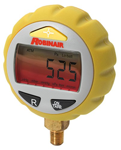 Robinair RAVG-1 Digital Micron Vacuum Gauge, used for sale  Delivered anywhere in USA
